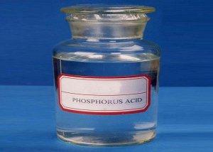 Phosphoric Acid apperance