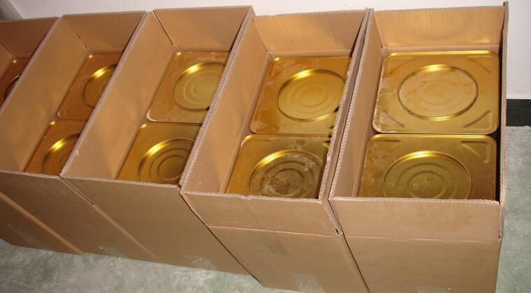 Agar packaging