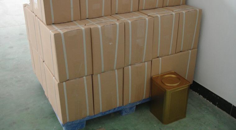 Agar big packaging