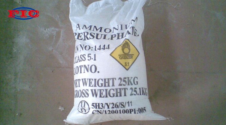 Ammonium Persulfate bakepage