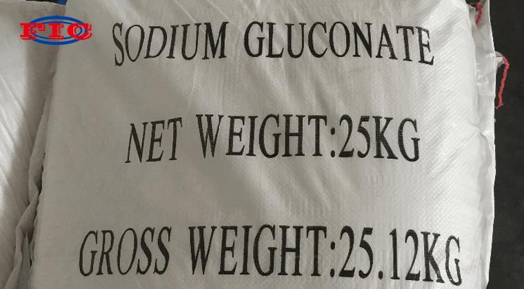 Sodium Gluconate Bakepage