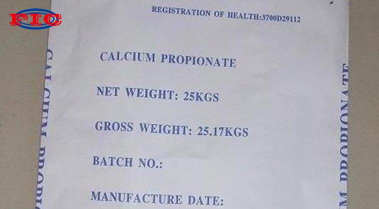 Calcium Propionate Backpage