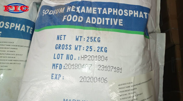 Sodium Hexametaphosphate Backpage